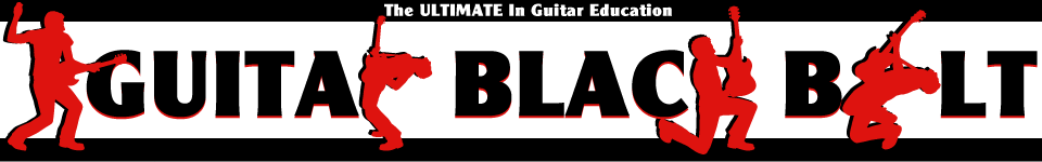 Online Guitar Lessons | Guitar Black Belt